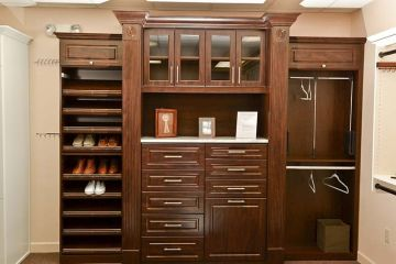 Luxury Custom Closets luxury features to add to your atlanta custom closet design