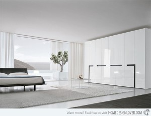 5 White Wardrobe Design Ideas for Your Bedroom | Artisan ...