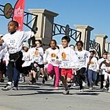 Kilometer Kids One Mile Fun Run - Be Healthy Georgia Day