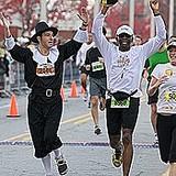 2014 Atlanta Half Marathon and Thanksgiving Day 5K