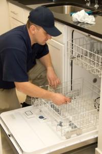 dishwasher leaks