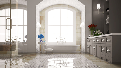4 Things To Do Immediately After A Bathroom Flood Rytech