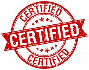 amrt certified professional