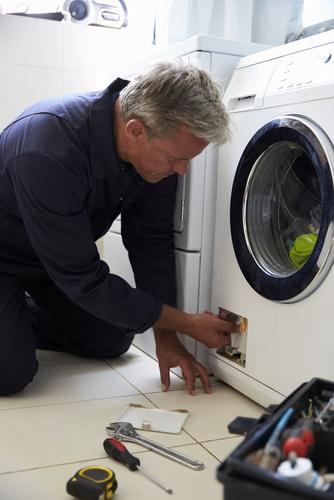 leaky washing machine