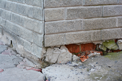 Water Damage To The Foundation Mean, Can Water In Basement Damage Foundation