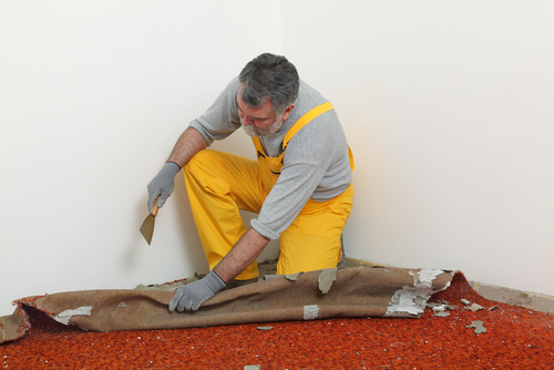 Does a Flooded Carpet Always Have to be Replaced?   Rytech