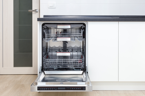 Is A Dishwasher Backing Up Sign That The End Near Average Service Life Of Dishwashers About 9 Years Severe Backups Can Leak Water Out