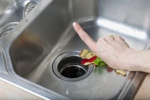 garbage disposal waste