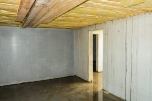 wet basement