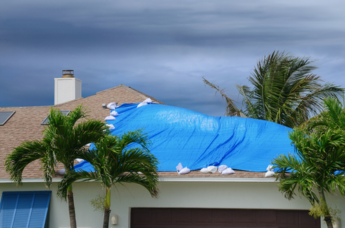 What Is A Roof Tarp And When Is It Needed Rytech