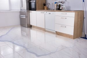 dishwasher water damage