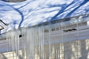 prevent home flooding in winter