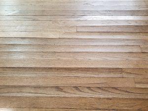sagging floors