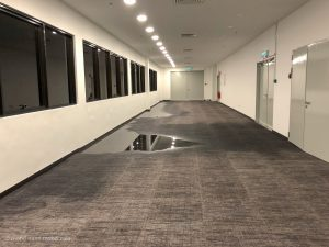 commercial water damage service