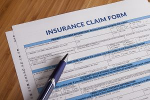 file a claim with insurance