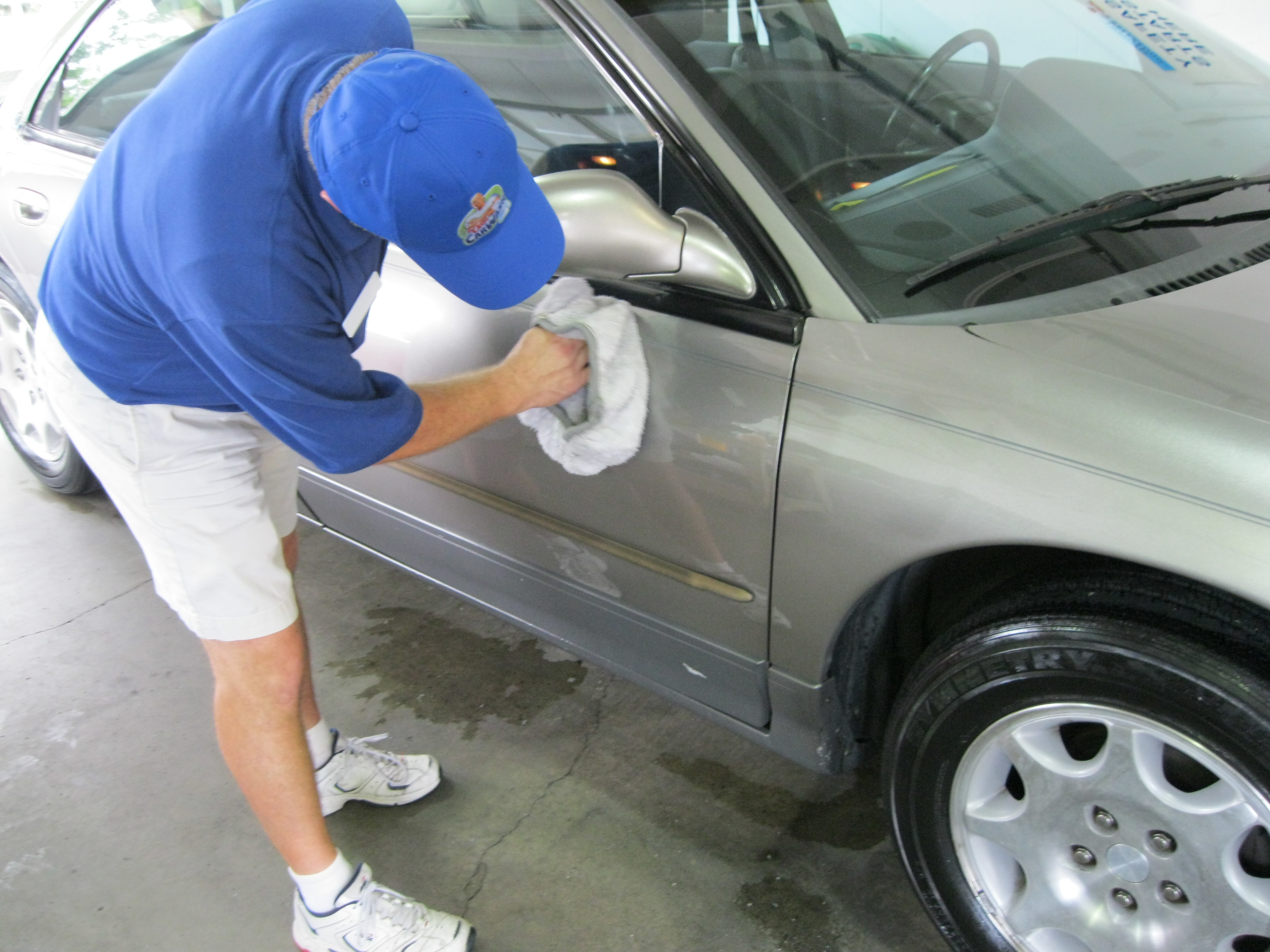 Detailing service waxing uv damage protection mr - What temperature is too cold to paint outside ...