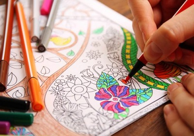 Coloring Book Printing: Ten Ways to Add Appeal to your Adult ...