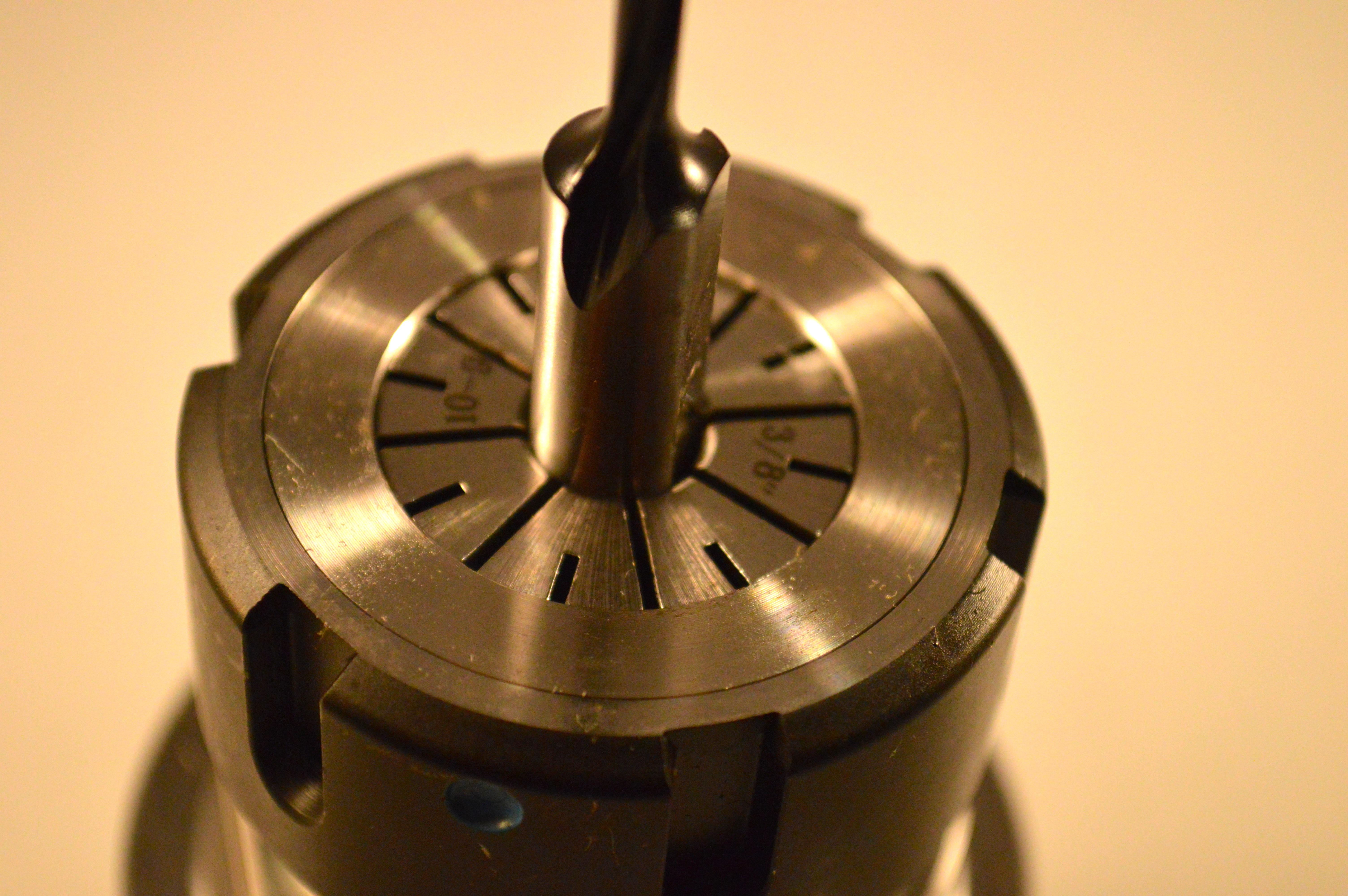 Guhdo toolholder drill bit shank HSK collet