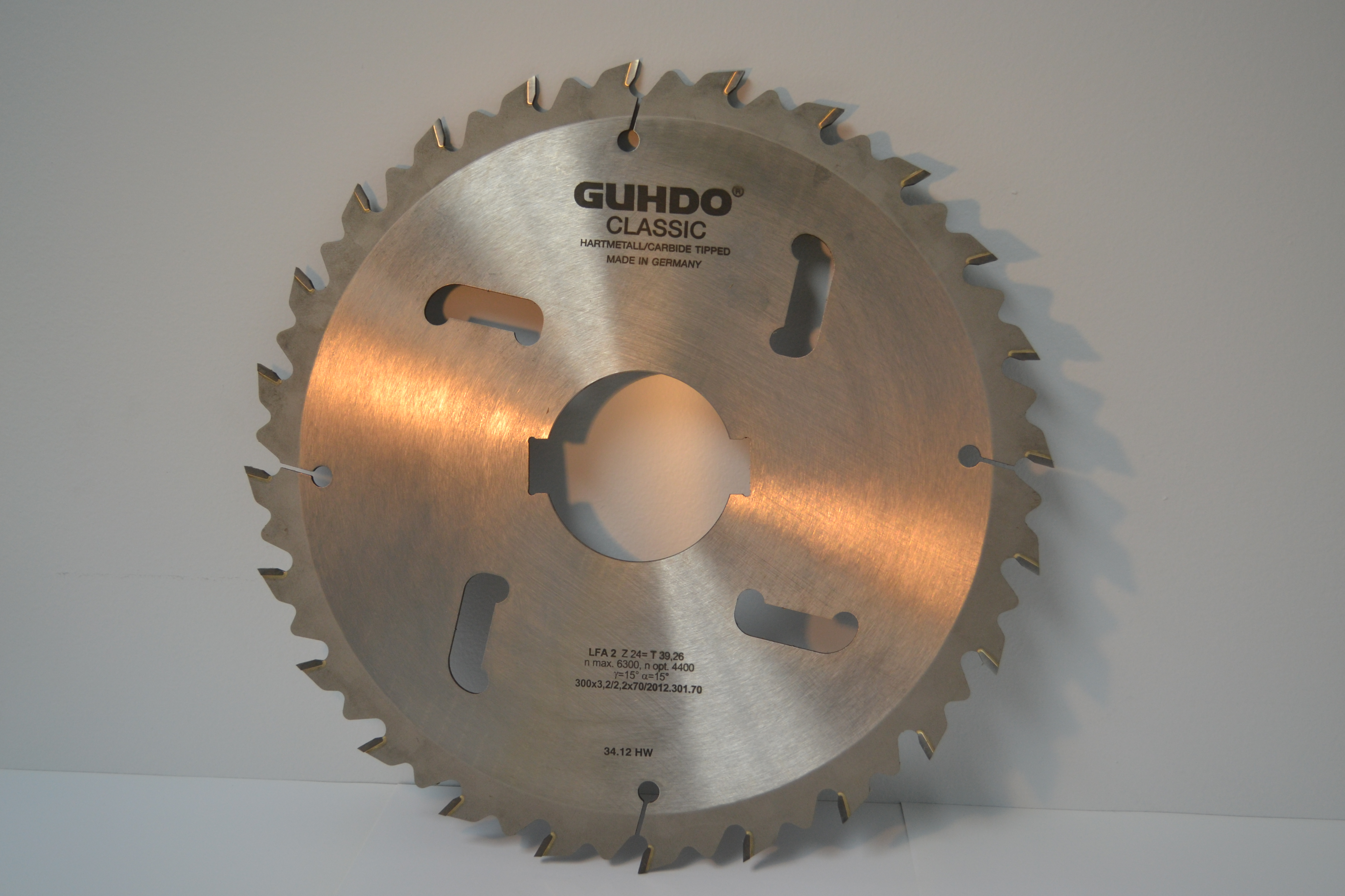 SCM M2 and M3 rip saw blade