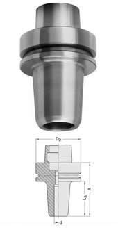 Thermal (Heat Shrink) Collet Chuck