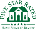 Home Services Review Five Star Rated