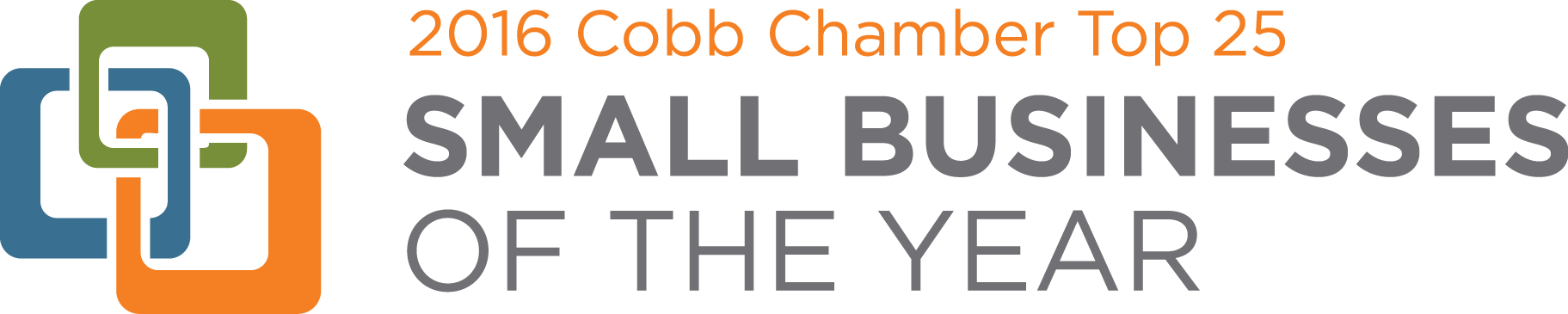 2016 Small Business of the Year Winner