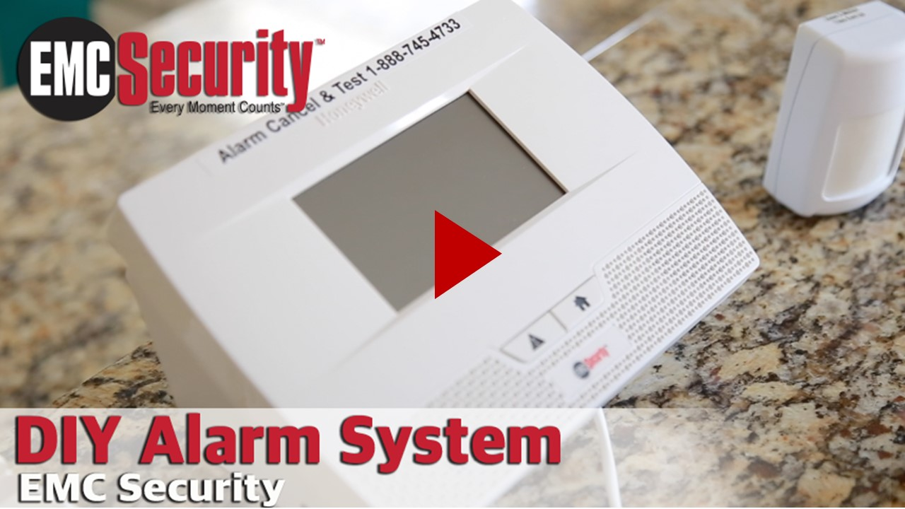 You can do it it s easy to install our diy self install for Emc security systems