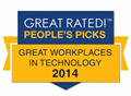 Great Workplaces in Technology