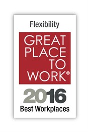 Best Workplaces for Flexibility 2016