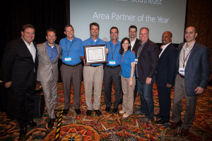 Microsoft Southeast Partner of the Year 2013