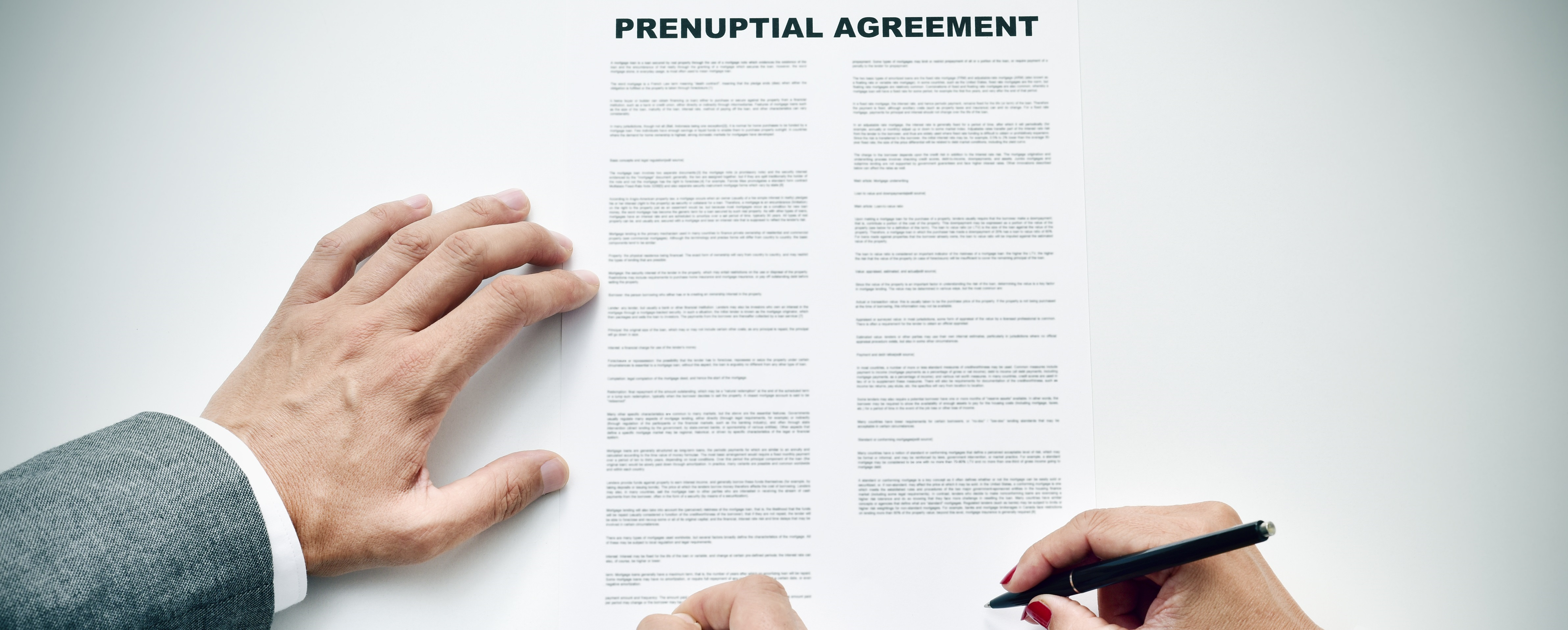Marriage Contracts And Prenuptial Agreements In French Law