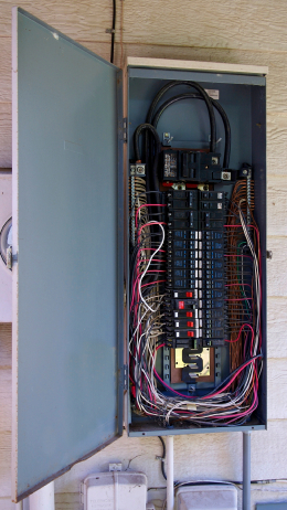 6 reasons your air conditioner keeps tripping the circuit breaker rh ragsdaleair com ac breaker panel wiring