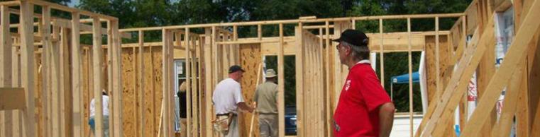 Ragsdale Air Habitat for Humanity Build